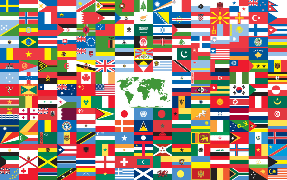 International Flags – Pt. 1 post preview image