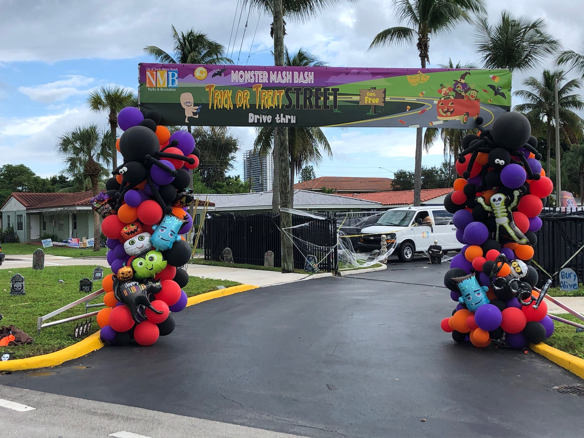 Monster Mash Bash: Trick or Treat Street Drive Through post preview image