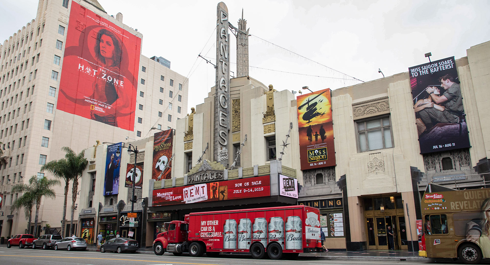 Pantages Theaters Showcase Image