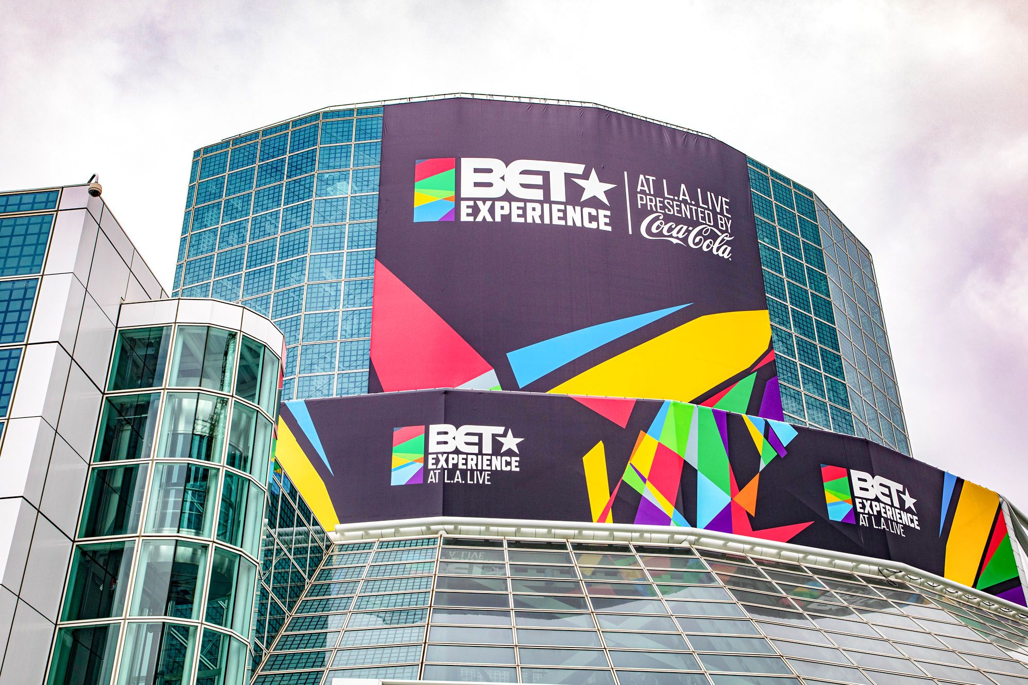 BET Experience at LA LIVE Showcase Image