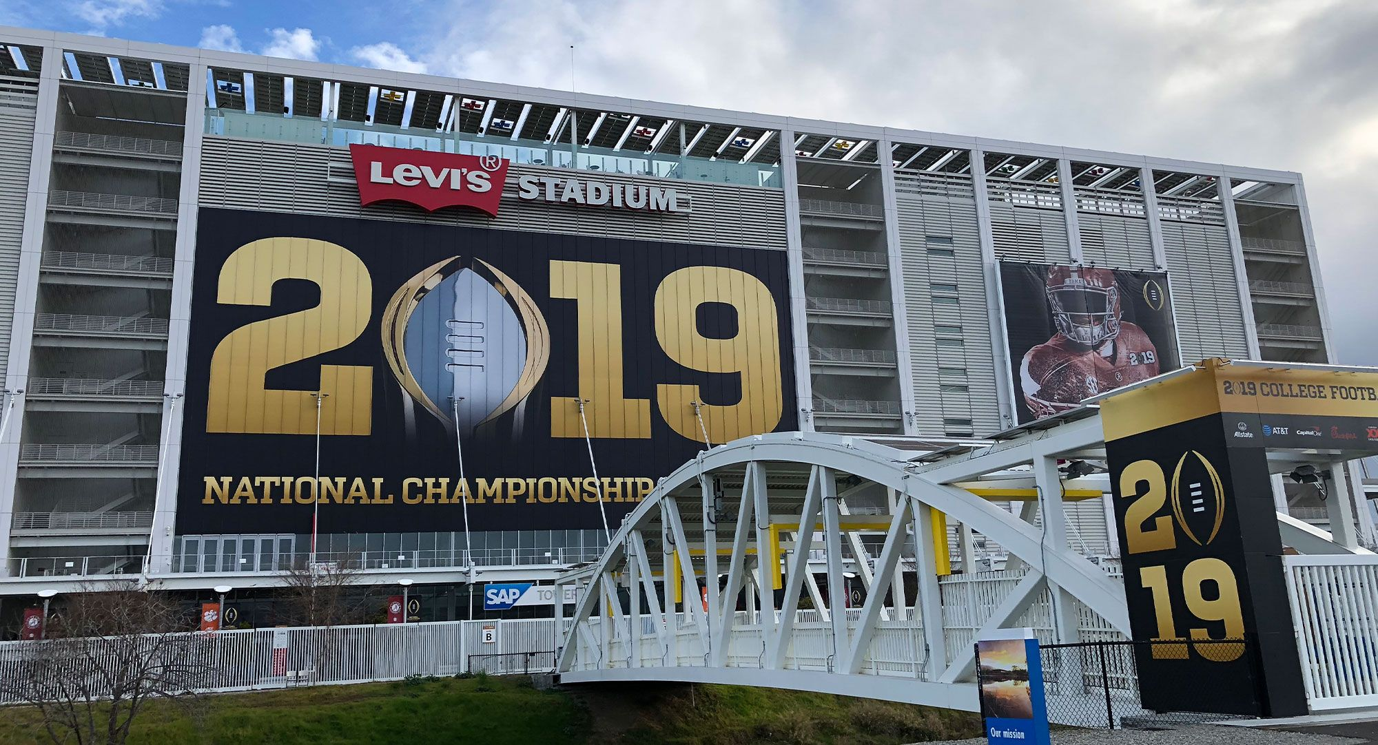 College Football Playoffs 2019 Showcase Image
